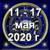 Гороскоп азарта на неделю - с 11 по 17 мая 2020г